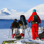 winter course in Sarek