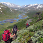 Hike in Sarek