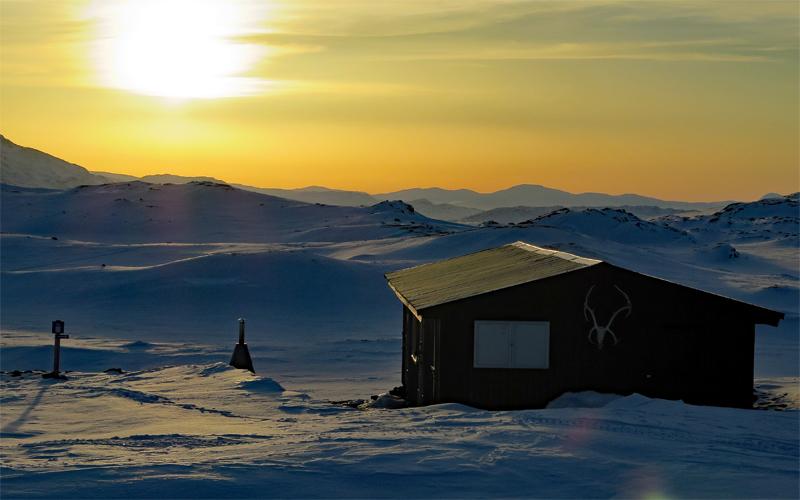 Duottar cabins