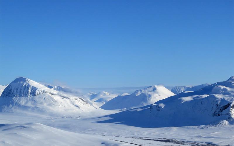 View of Sarek